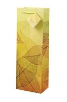 Obrázok pre výrobcu Papierová taška na 1 fľašu - s motívom 1