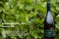 Obrázok pre výrobcu Janoušek - Rizling rýnsky (2014)