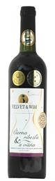 Obrázok pre výrobcu Velvet & wild  - čierna ríbezľa a višňa